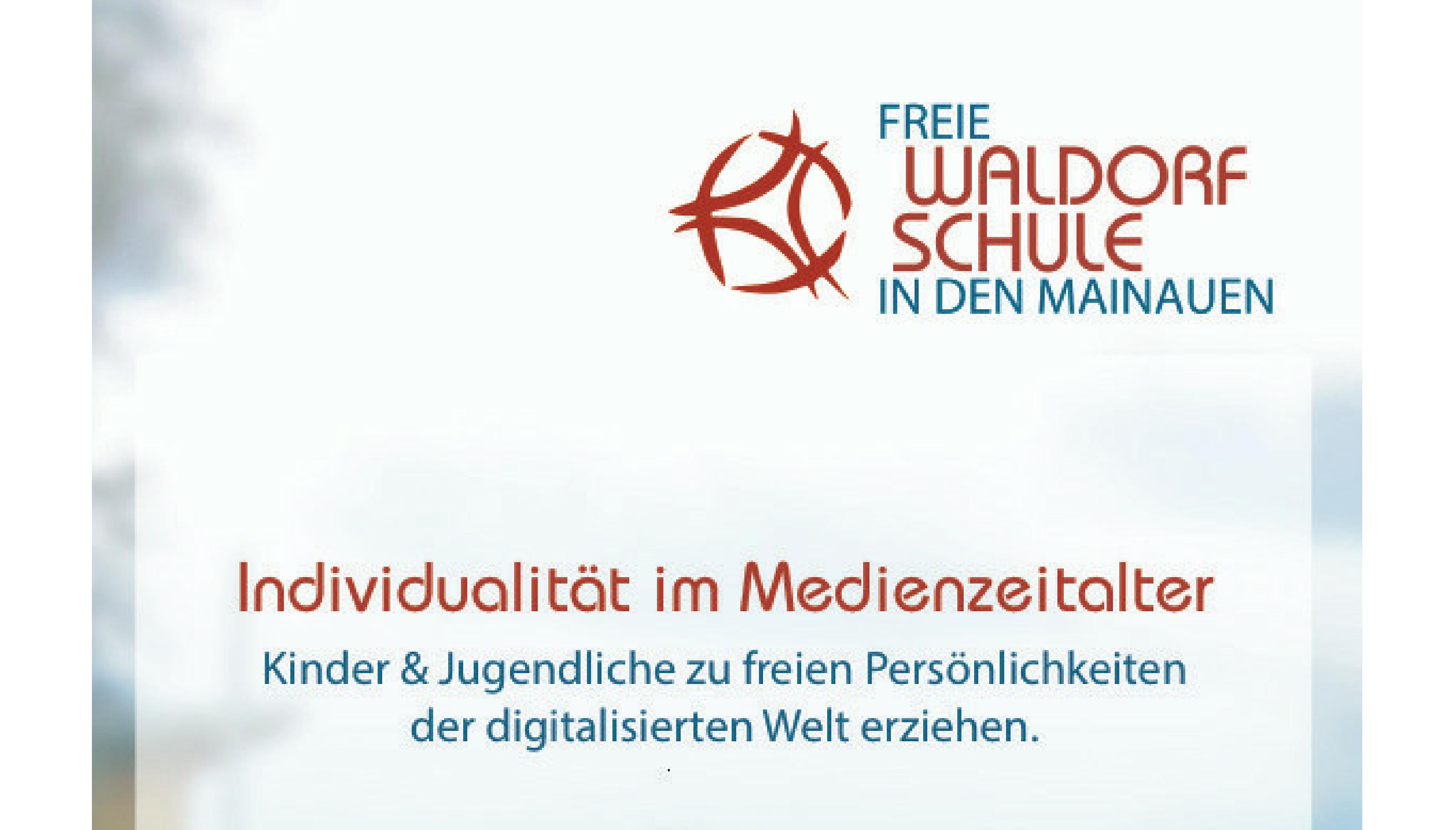 Vortrag: Individualität im Medienzeitalter