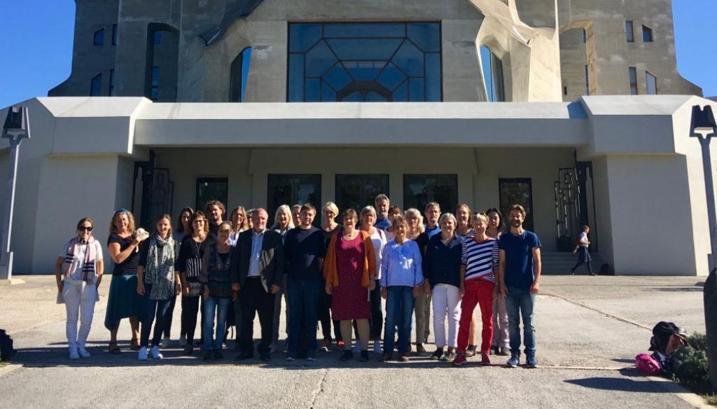 Mitarbeiterfortbildung am Goetheanum
