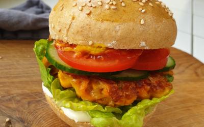 Rezepte aus der Schulküche – Hamburger