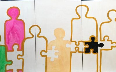 Individuell bleiben in der Gemeinschaft – der Elternbeirat malt